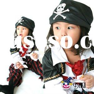 Little Captain Halloween Costumes for Kids/Children