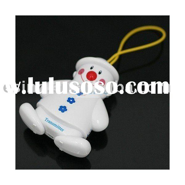 Lovely Wireless Baby Cry Detector Monitor Watcher Alarm
