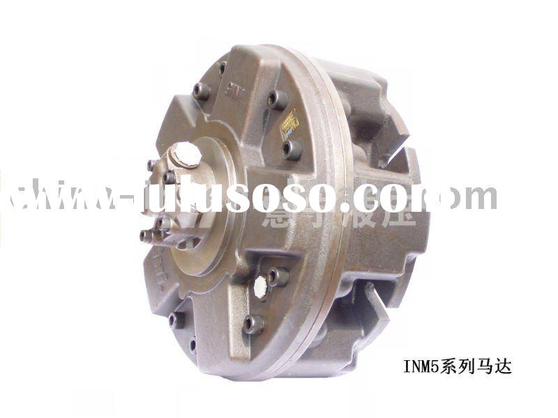Low speed high torque Hydraulic Motors, equivalent to SAI GM series motors