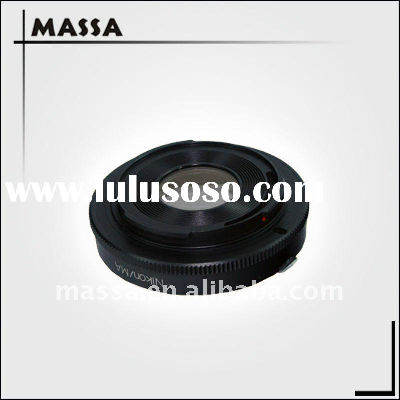 M42 screw lens to Nikon Camera Adapter Glass