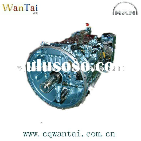 Man Heavy Duty Truck Gearbox