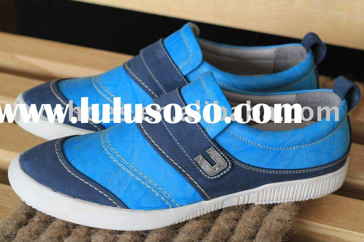 Men's Genuine Leather Casual Shoes DSC11071M