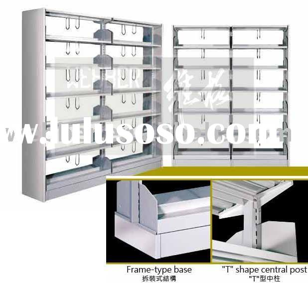 Metal Library Shelving System Glt 10 001 For Sale Price