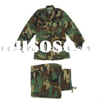 Military Uniform, Military Garment, Camouflage Uniform