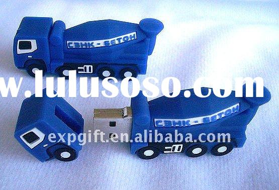 Mixer truck usb flash drive ! Three years warranty !