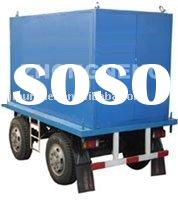 Mobile Vacuum Insulating Oil/ Dielectric Oil Filtration, Oil Purification, Oil Regeneration trailer