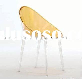 Modern Leisure Acrylic Chairs For Home Or Hotel