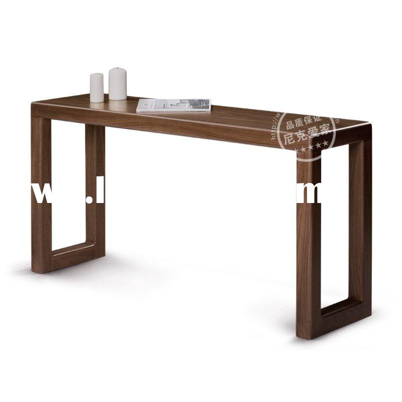 Modern Wood Console Table Home Furniture