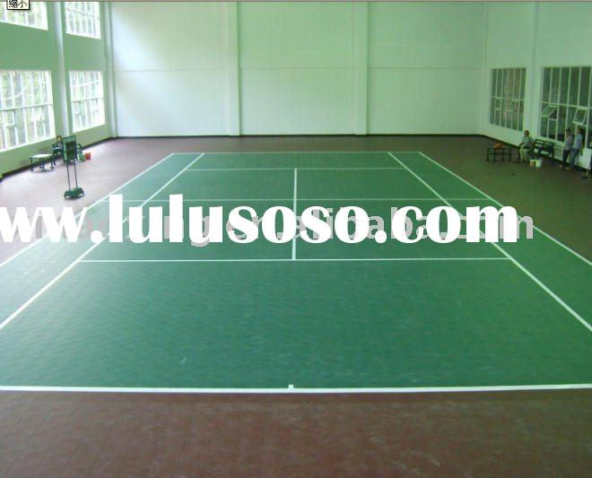 Indoor outdoor futsal court flooring for sale price for Average cost racquetball court