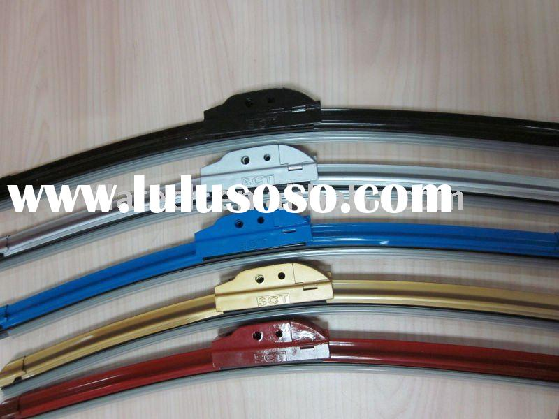 Motorcycle Windshield Wiper,Colored Wiper Blade