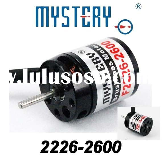 Mystery 2600KV Outrunner Brushless Motor for RC helicopter,RC Airplane,2226-2600