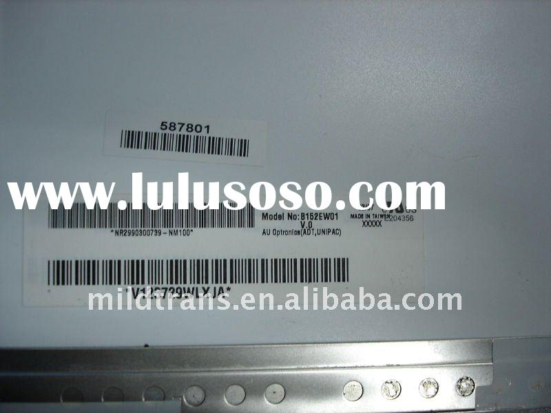 """NEW!!B152EW01 V.0 Matte 15.2 """" inch Wide Screen,Notebook LCD screen,DELL,HP,SONY,Laptop Touch s"""