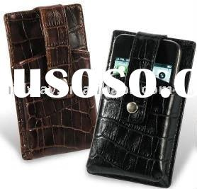 NEW GENUINE COWHIDE LEATHER SMARTPHONE CASE HOLDER WALLET FOR ALL SMARTPHONE STYLE