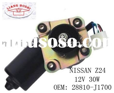 NISSAN Z24 auto windshield wiper motor
