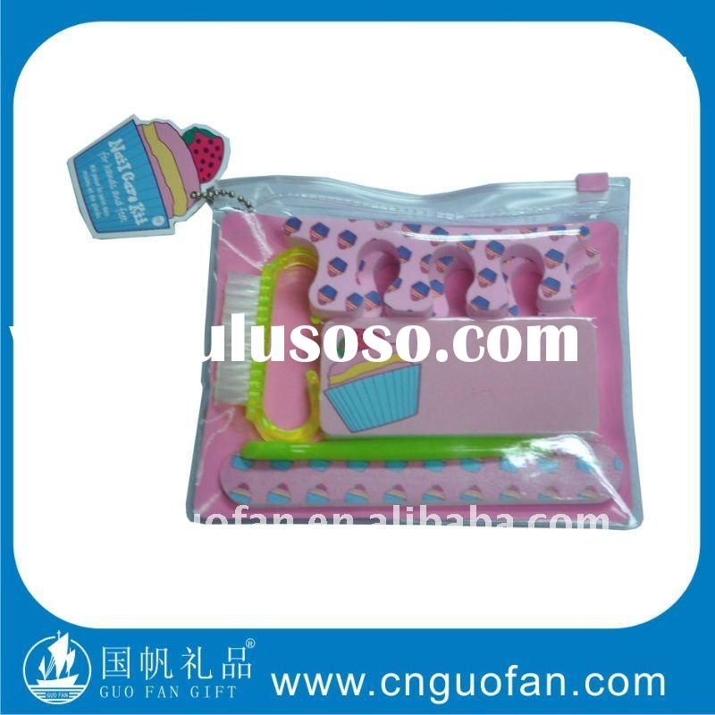 Nail Care Set and Nail Buffer Nail File with Nice Package GF-MS049