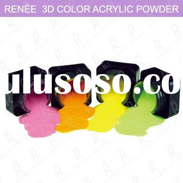Nail art Color Acrylic Powder