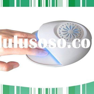 Nail art fan & Manicure and Pedicure set work with ultraviolet lamps