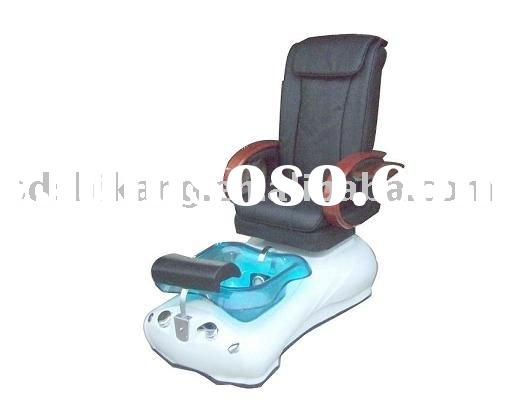 Nail salon pedicure spa massage chair with optional basin (SK-8002-411)