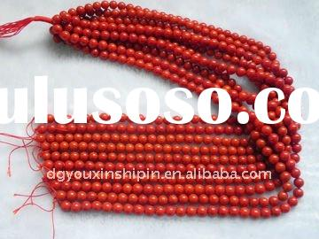 Natural Gemstone Coral loose beads Jewelry YXC001