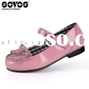 New Style SOVOS Kids Dress Leather Shoes