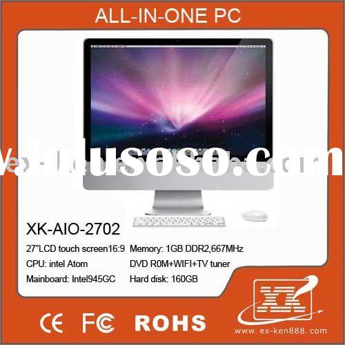 New arrival !!! 27'' All in one PC ,all in one computer ,touch screen all in one (XK