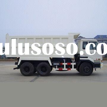 Nissan dump Truck with 6 x 4 Drive