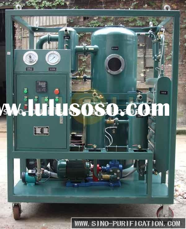 Online Working Transformer Oil Filtering Equipment