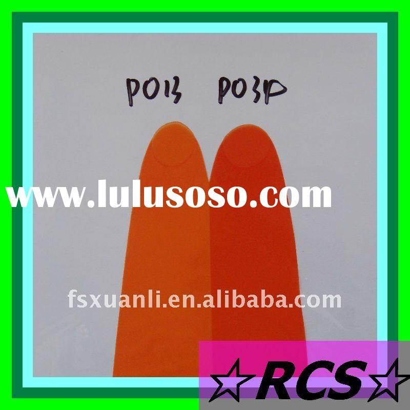 Organic pigment powder Pigment Orange 13 MSDS in chemicals
