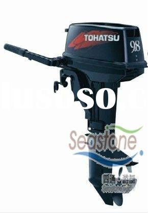 Outboard Motor / Boat Engine Go with Boats