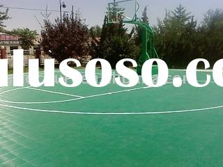 Outdoor Basketball Court Sports Flooring System