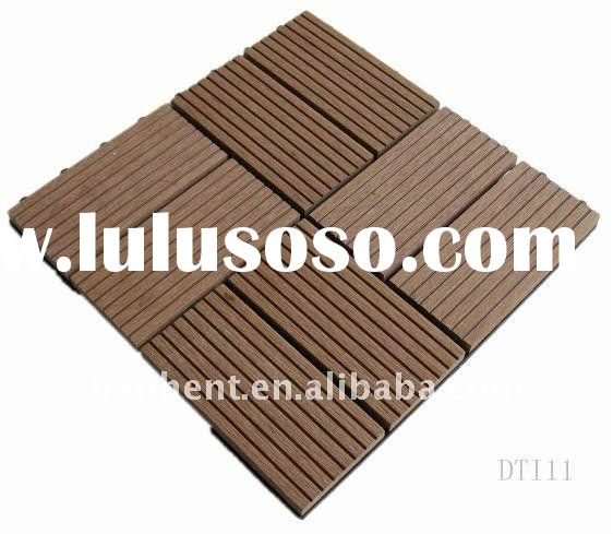 Outdoor WPC decking tile 310X310X22mm