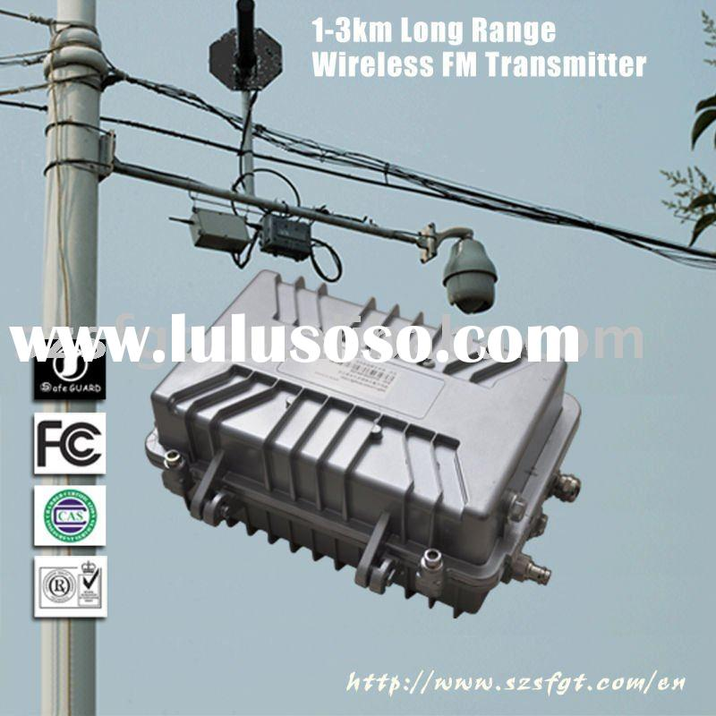 Outdoor Wireless Security Video Surveillance Equipment