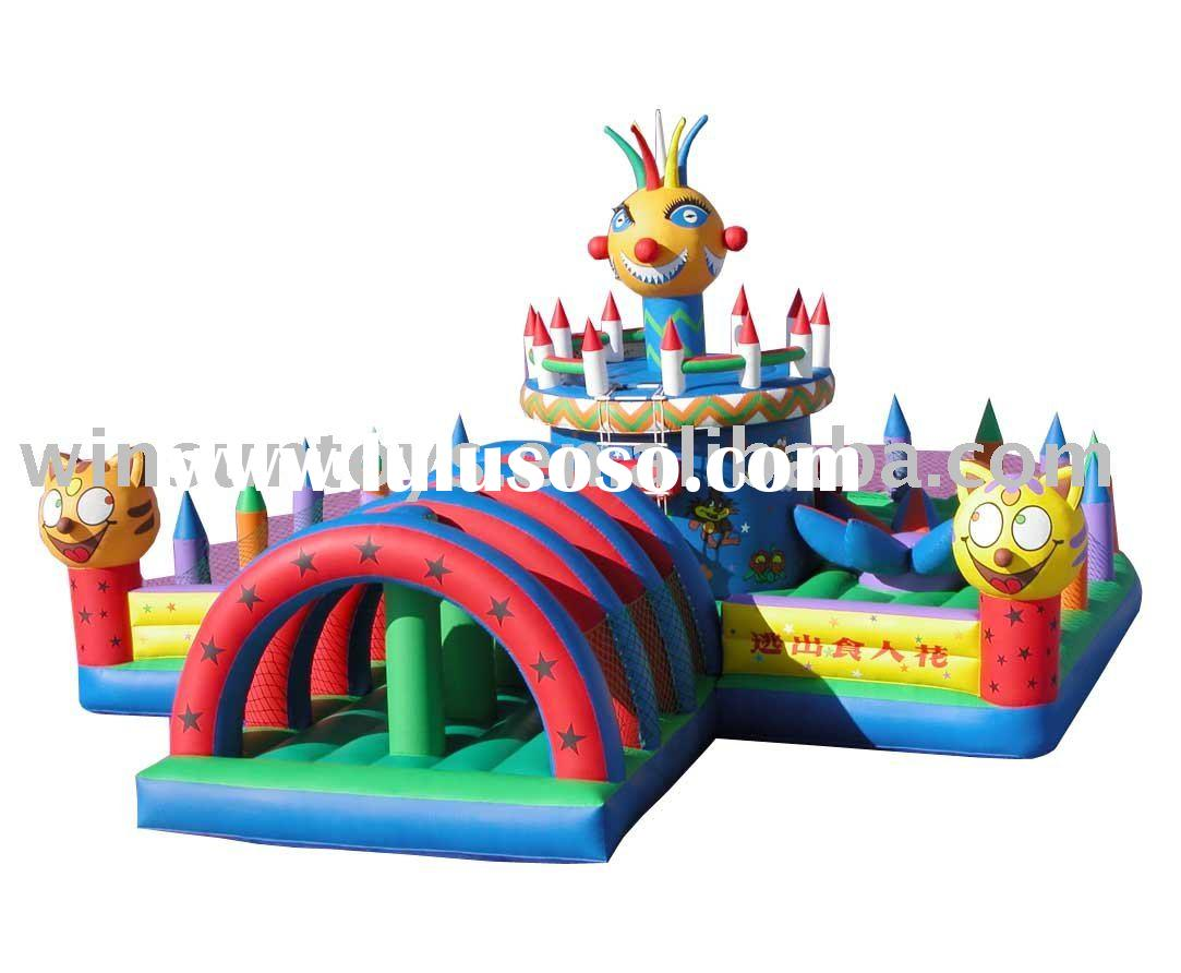 Outdoor inflatable kids toys,kids toys for amusement parks