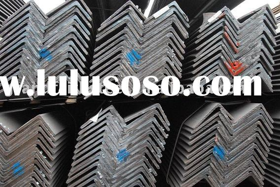 PRIME HOT ROLLED MILD STEEL ANGLE
