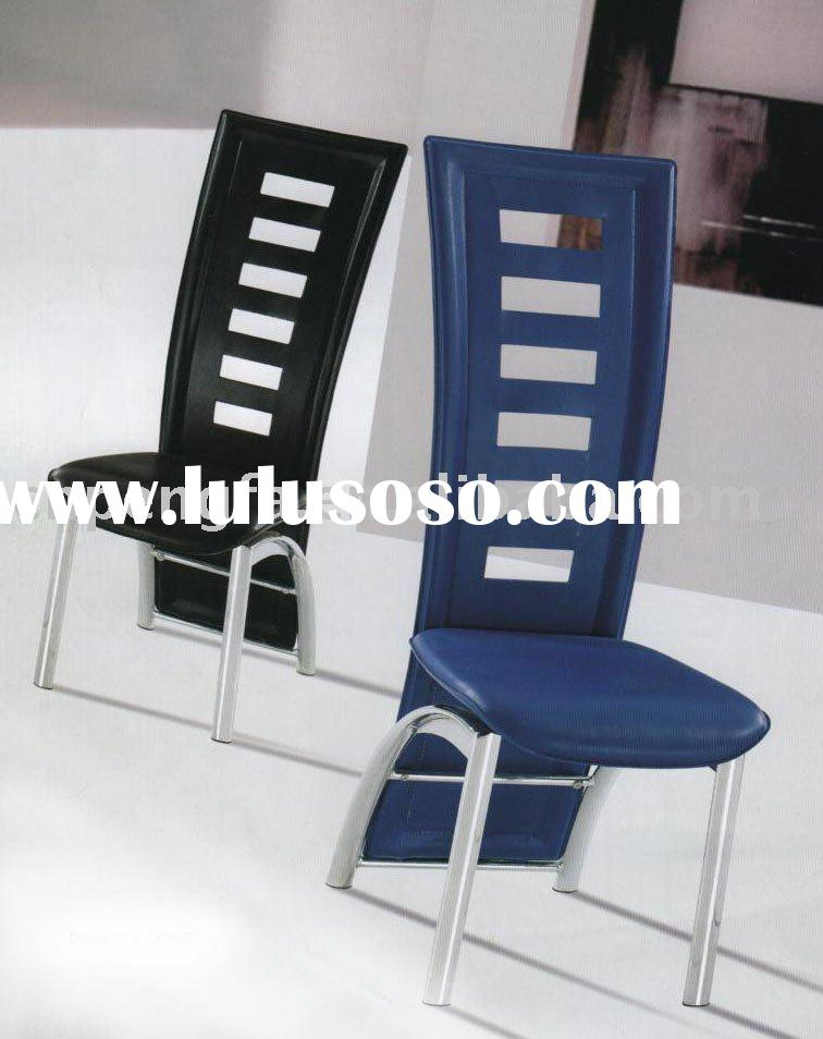 PVC Dining Chair New Elegant Design