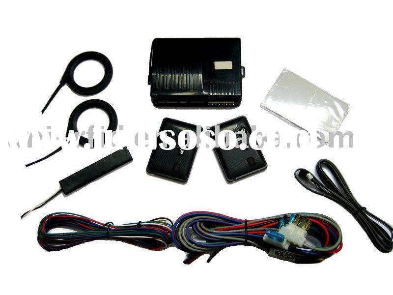 Passive Keyless Entry- Car Alarm System