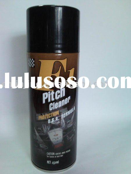 Pitch Cleaner & car cleaner