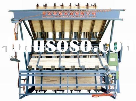 Pneumatic (hydraulic pressure)Composer/Wood Clamp carrier