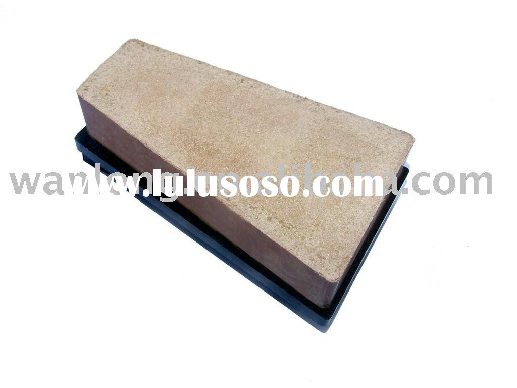 Polishing and pressed Abrasive stone