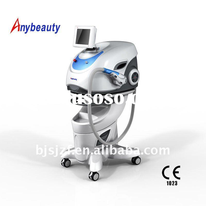 Portable SK-6 IPL RF hair removal machine