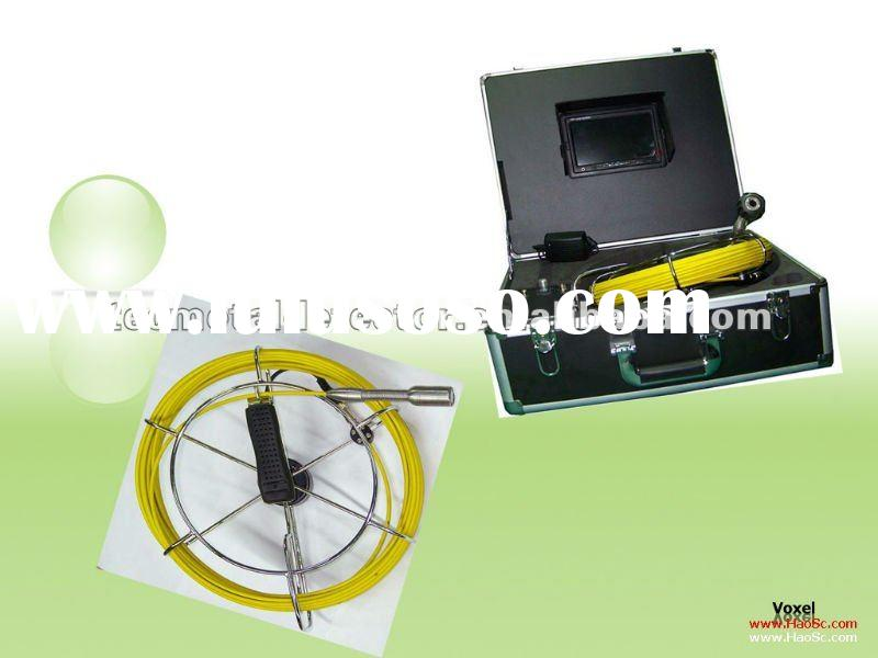 Professioanl sewer pipe inspection camera with 20-100M Cable TEC-Z710DM