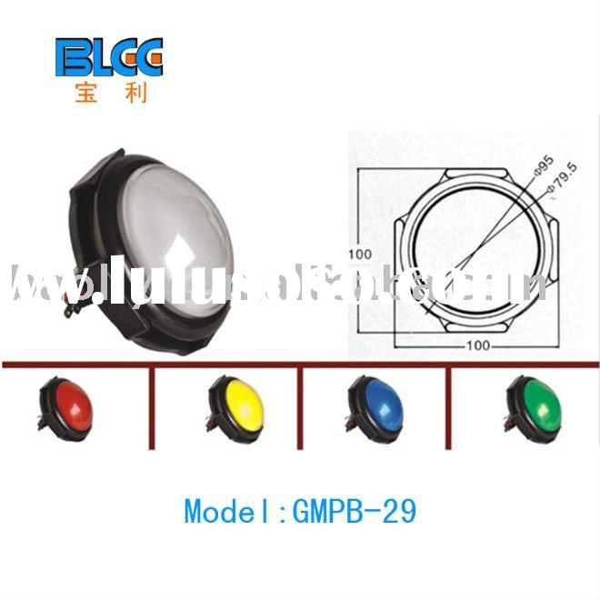 Push button micro switch with LED light