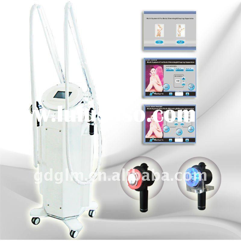 RF fat brusting and fat sucking weight loss beauty equipment M6