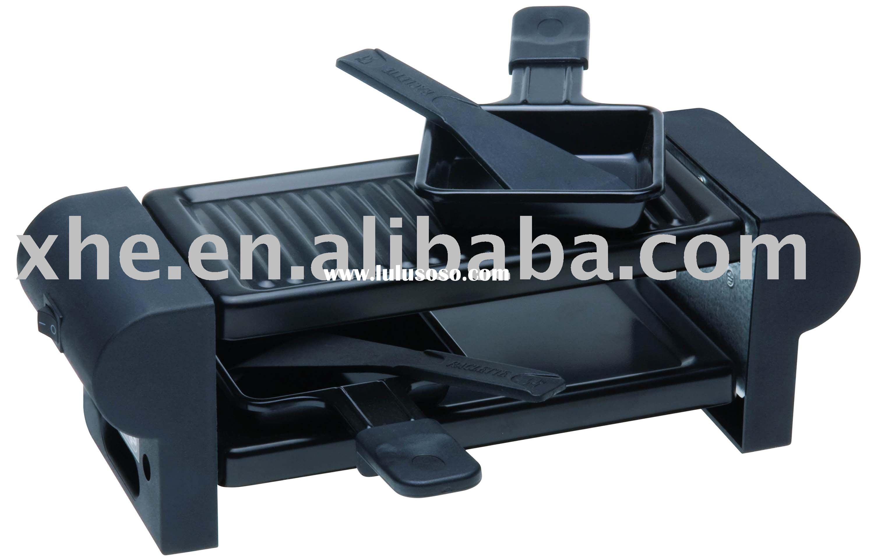 raclette grill for 10 person for sale price china manufacturer supplier 496053. Black Bedroom Furniture Sets. Home Design Ideas