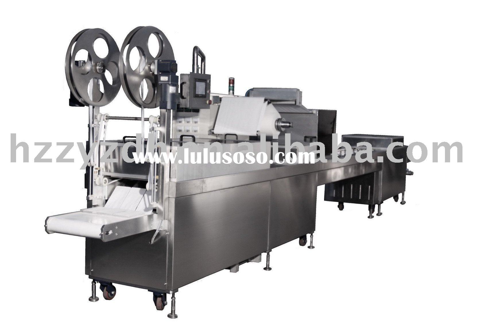 Rapid Speed Blister Packing Machine (Plastic Film-Paper)