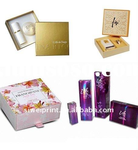 Recycle Paper Soap Packaging Box