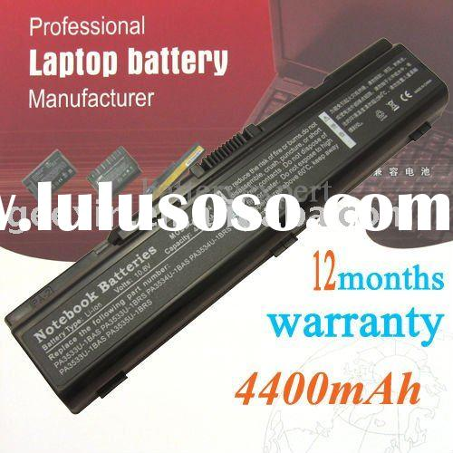 Replacement Laptop Battery for Toshiba Satellite A200 A300 L300 PA3534U-1BAS