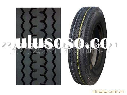 Retread tires for truck