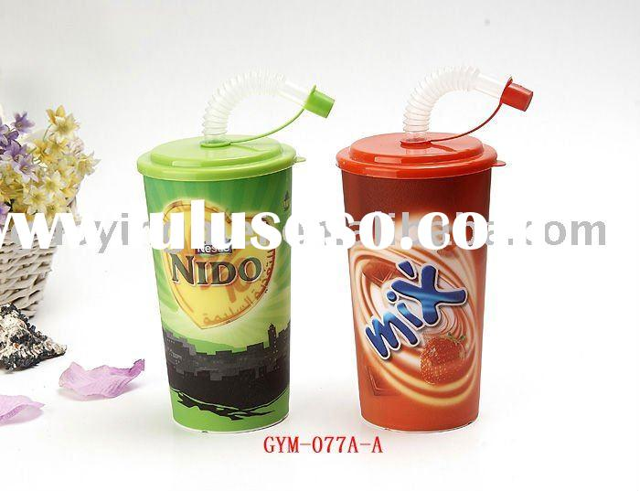 Reusable plastic coffee cup mugs,cheap cups wholesale