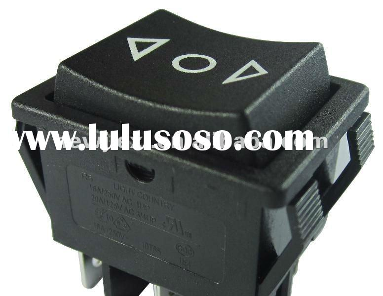 Rocker switch/Electric welder switch/ON-OFF-ON momentary rocker switch